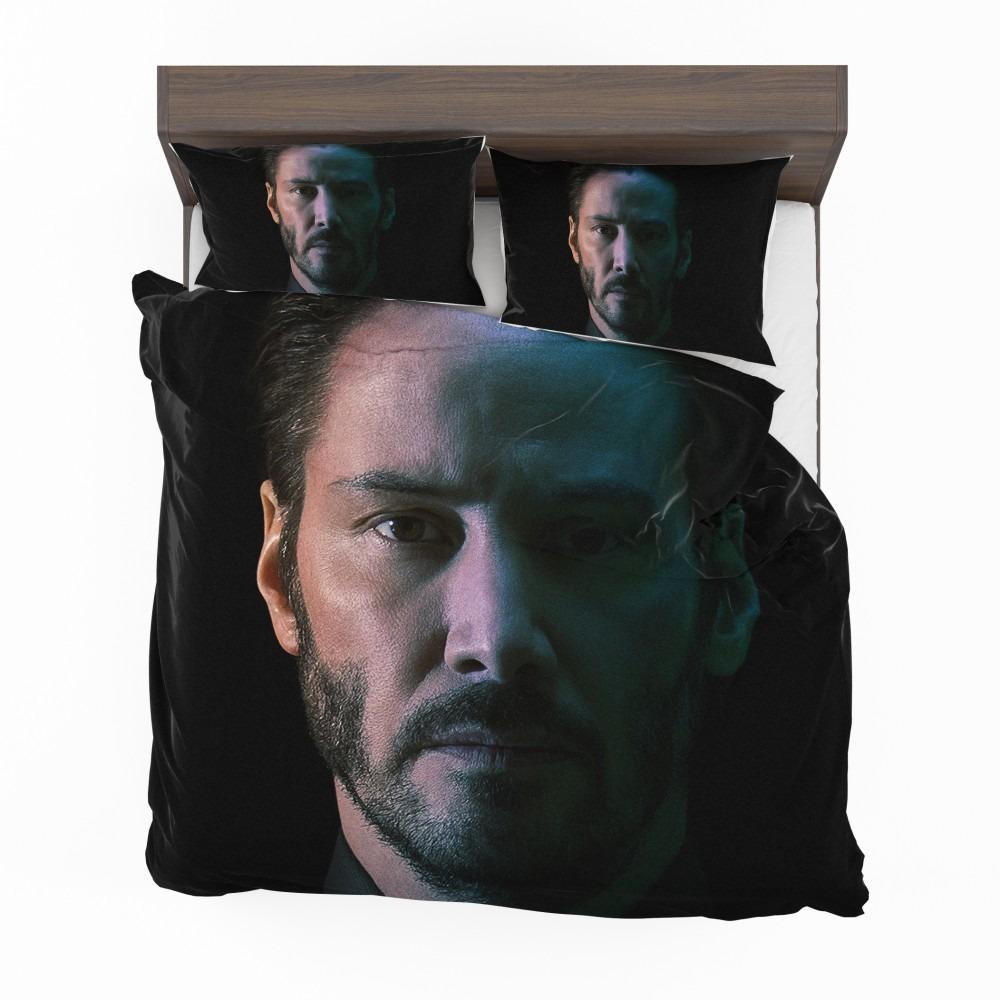 John Wick Chapter 3 Movie Keanu Reeves Bedding Set Ebeddingsets
