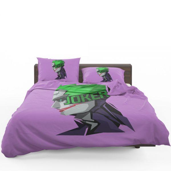 Joker Movie Bedding Set 1