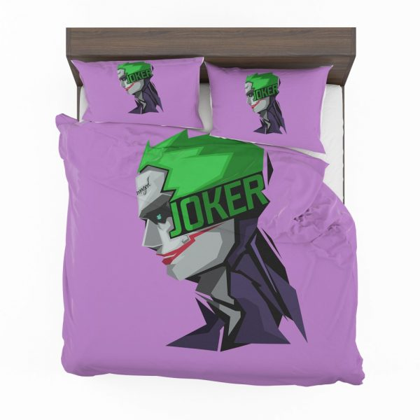 Joker Movie Bedding Set 2