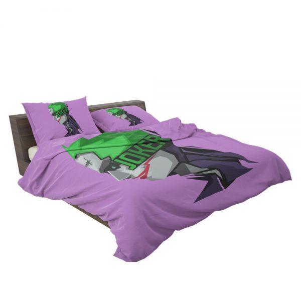 Joker Movie Bedding Set 3
