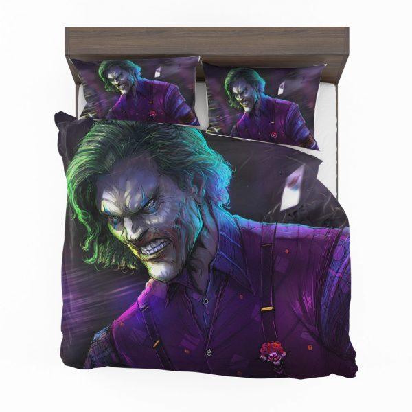 Joker Movie DC Comics Bedding Set 2