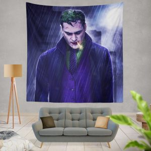 Joker Movie Joaquin Phoenix Wall Hanging Tapestry