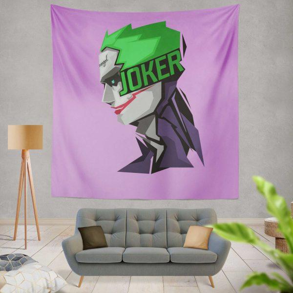Joker Movie Wall Hanging Tapestry