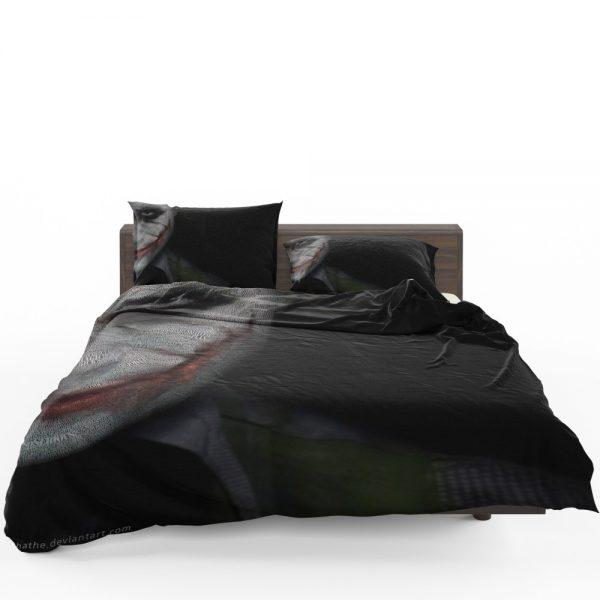 Joker in The Dark Knight Batman Movie Bedding Set 1