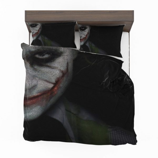 Joker in The Dark Knight Batman Movie Bedding Set 2