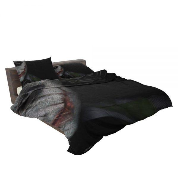 Joker in The Dark Knight Batman Movie Bedding Set 3