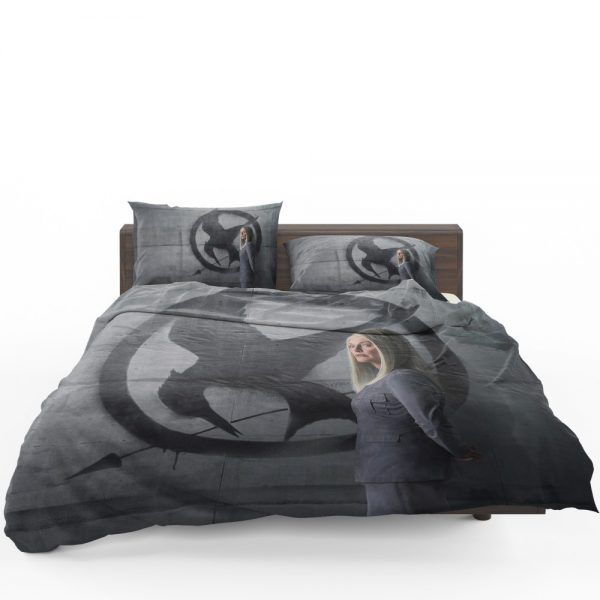 Julianne Moore in The Hunger Games Mockingjay Part 2 Movie Bedding Set 1