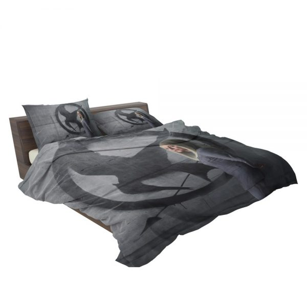 Julianne Moore in The Hunger Games Mockingjay Part 2 Movie Bedding Set 3