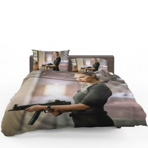 Keeping Up with the Joneses Movie Gal Gadot Bedding Set 1