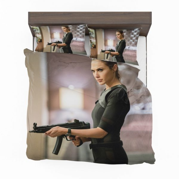 Keeping Up with the Joneses Movie Gal Gadot Bedding Set 2