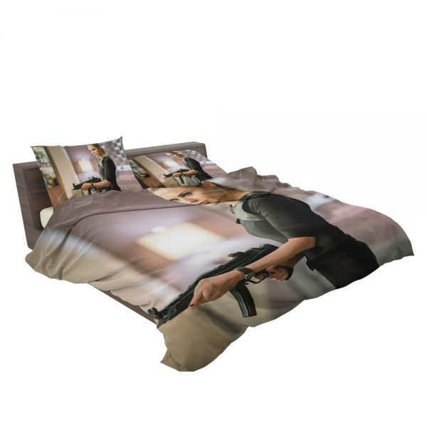 Keeping Up with the Joneses Movie Gal Gadot Bedding Set 3