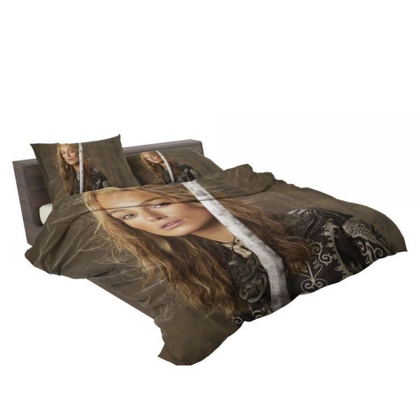 Keira Knightley Elizabeth Swann in Pirates Of The Caribbean At Worlds End Movie Bedding Set 3