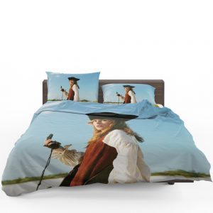 Keira Knightley Elizabeth Swann in Pirates Of The Caribbean Dead Man's Chest Bedding Set 1