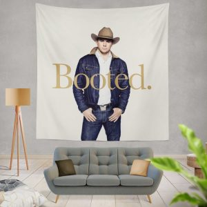 Kingsman The Golden Circle Movie Channing Tatum Wall Hanging Tapestry
