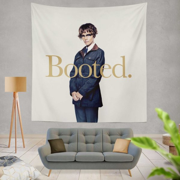 Kingsman The Golden Circle Movie Halle Berry Wall Hanging Tapestry
