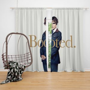 Kingsman The Golden Circle Movie Halle Berry Window Curtain