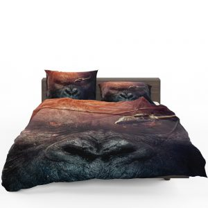 Kong Skull Island Movie Fantasy Bedding Set 1