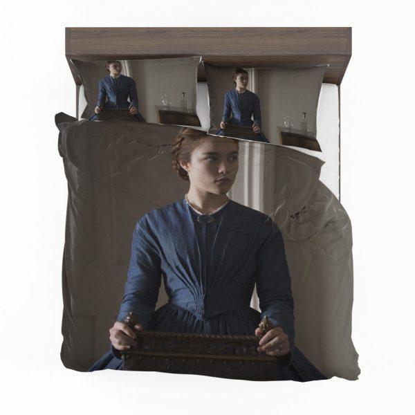 Lady Macbeth Movie Florence Pugh Bedding Set 2