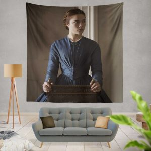 Lady Macbeth Movie Florence Pugh Wall Hanging Tapestry