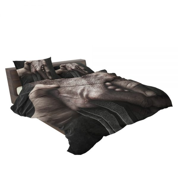 Logan Movie Hugh Jackman Laura Kinney Marvel Comics Bedding Set 3