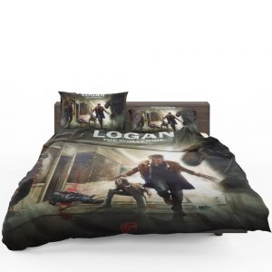 Logan Movie Wolverine X-23 Bedding Set 1