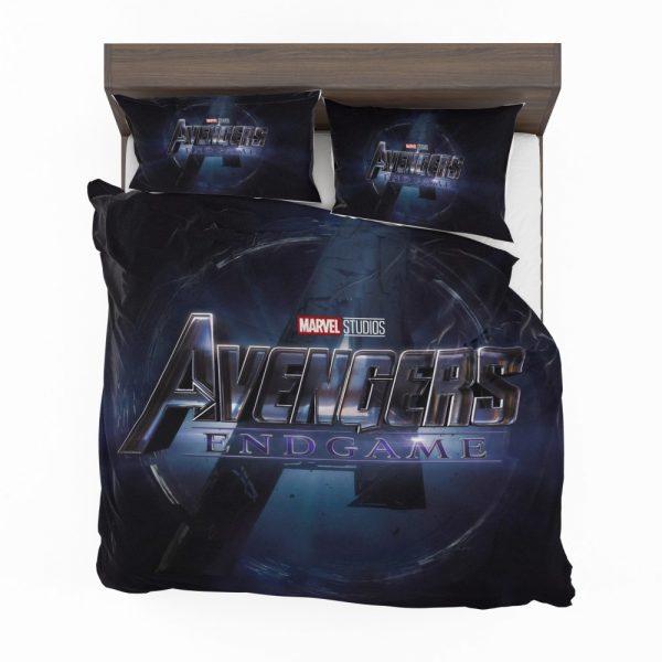 MCU Avengers Endgame Movie Marvel Comics Bedding Set 2
