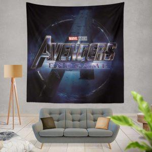 MCU Avengers Endgame Movie Marvel Comics Wall Hanging Tapestry