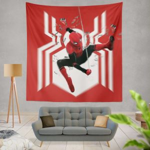 MCU Spider-Man Far From Home Wall Hanging Tapestry