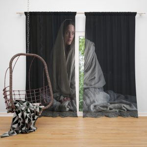 Macbeth Movie Lady Macbeth Marion Cotillard Window Curtain