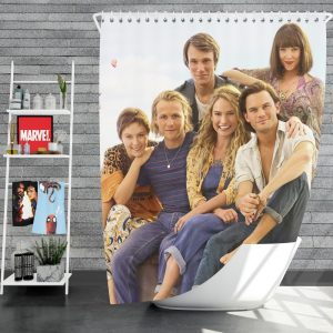 Mamma Mia! Here We Go Again Movie Shower Curtain