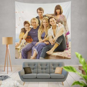 Mamma Mia! Here We Go Again Movie Wall Hanging Tapestry