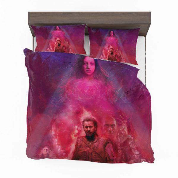Mandy Movie Andrea Riseborough Nicolas Cage Bedding Set 2