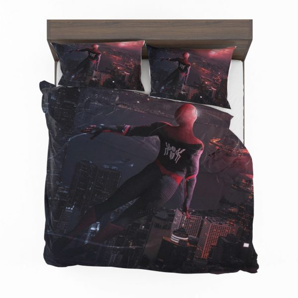 Marvel Comics Spider-Man Far From Home Peter Parker Bedding Set 2