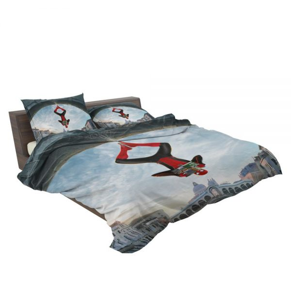 Marvel MCU Spider-Man Far From Home Movie Bedding Set 3