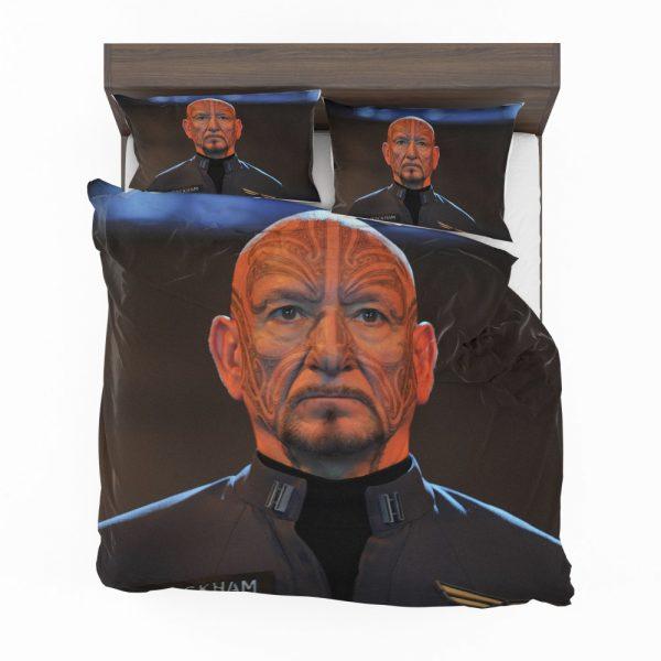 Mazer Rackham in Ender's Game Movie Bedding Set 2