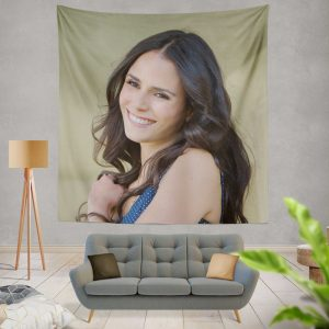 Mia Toretto Jordana Brewster in Furious 7 Fast & Furious Movie Wall Hanging Tapestry