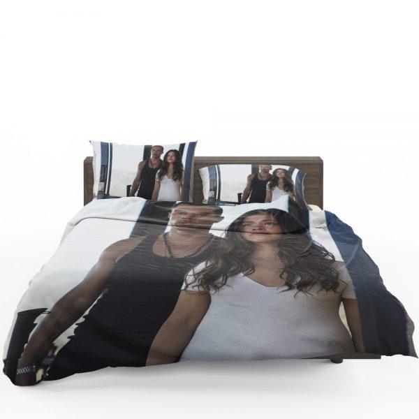 Miss Bala Movie Gina Rodriguez Bedding Set 1