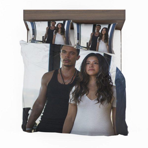 Miss Bala Movie Gina Rodriguez Bedding Set 2