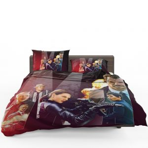 Mission Impossible - Fallout Movie Alan Hunley August Walker Benji Dunn Ethan Hunt Henry Cavill Bedding Set 1