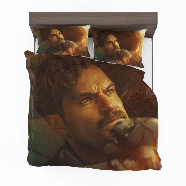 Mission Impossible - Fallout Movie August Walker Henry Cavill Bedding Set 2