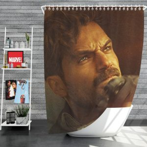 Mission Impossible - Fallout Movie August Walker Henry Cavill Shower Curtain