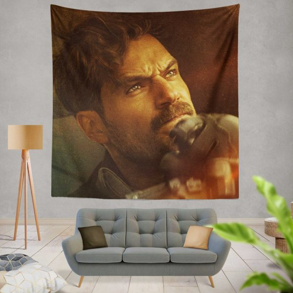 Mission Impossible - Fallout Movie August Walker Henry Cavill Wall Hanging Tapestry