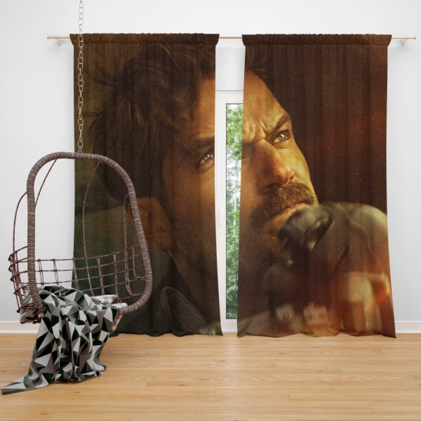 Mission Impossible - Fallout Movie August Walker Henry Cavill Window Curtain