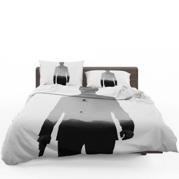 Mission Impossible Fallout Movie Ethan Hunt Tom Cruise Bedding Set 1