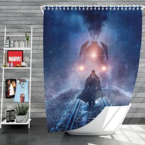 Murder on the Orient Express 2017 Movie Shower Curtain
