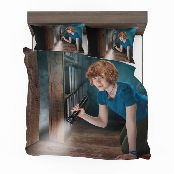 Nancy Drew and the Hidden Staircase Movie Sophia Lillis Bedding Set 2