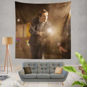 Nightcrawler Movie Jake Gyllenhaal Wall Hanging Tapestry