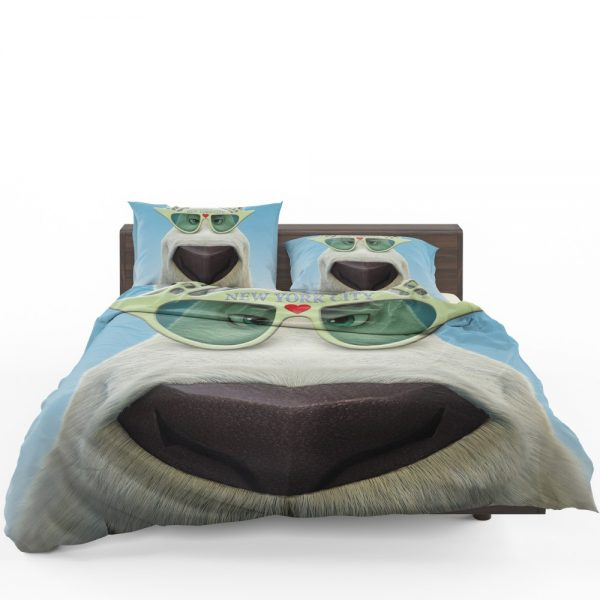 Norm of the North Movie Norm of the North Polar Bear Bedding Set 1