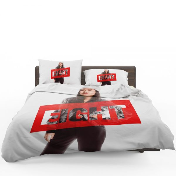 Ocean's 8 Movie Awkwafina Bedding Set 1