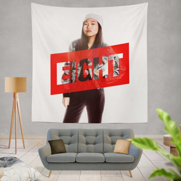 Ocean's 8 Movie Awkwafina Wall Hanging Tapestry
